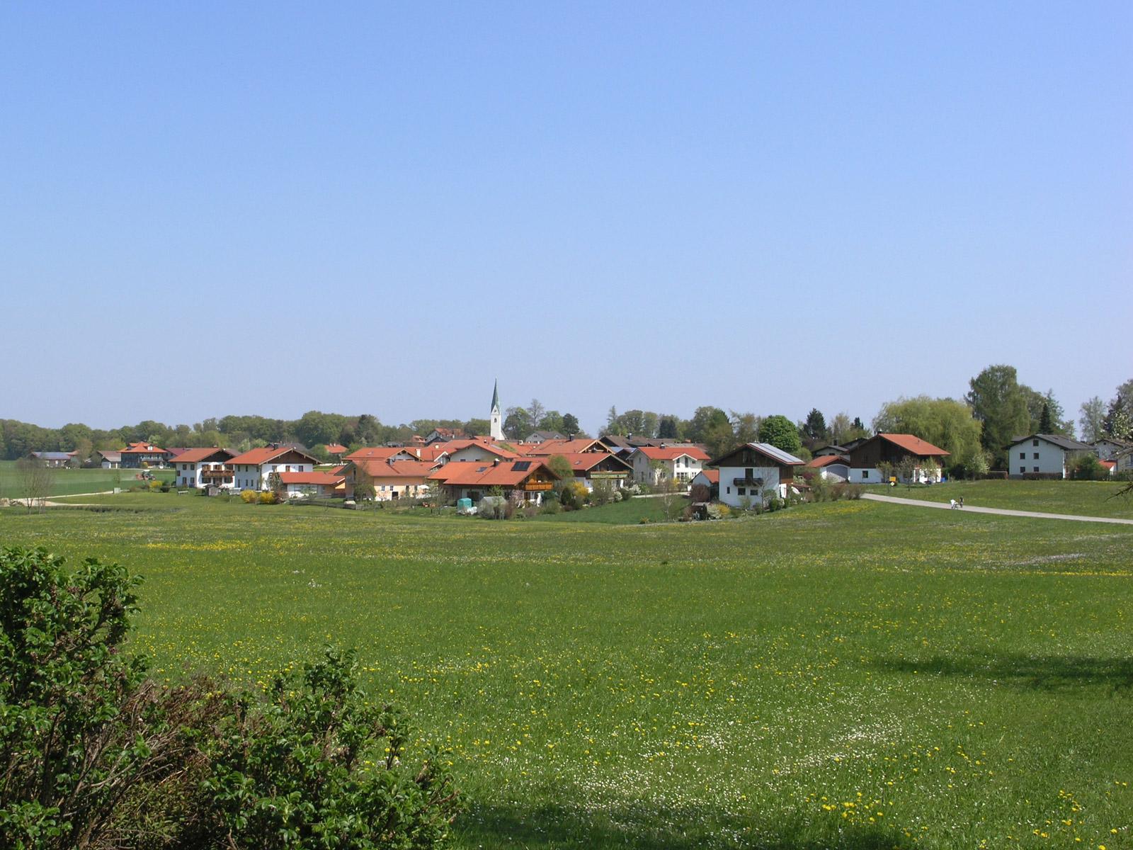 Netzgebiet Gollenshausen | Stromversorgung Seebruck eG