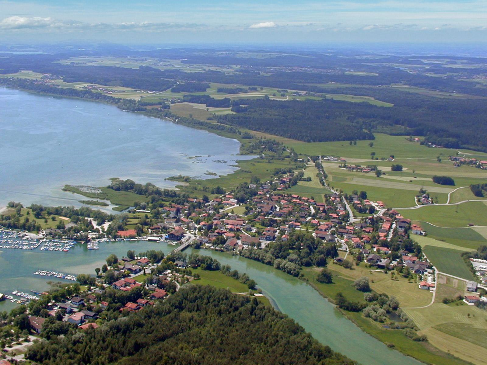 Überblick Netzgebiet | Stromversorgung Seebruck eG
